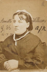 Annette Williams