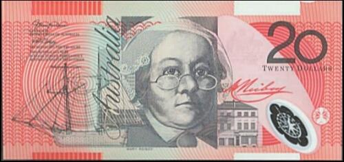 Australian $20