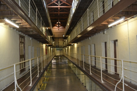 Inside Freemantle Prison