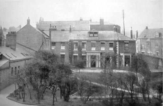 7. Violet Watson Sunderland reformatory