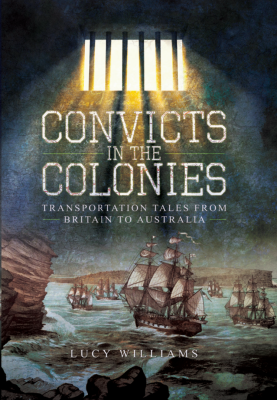 Convicts in the Colonies cover
